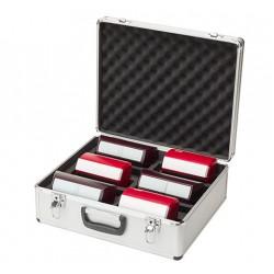 Aluminium Koffer für 10 DGT...