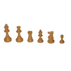 Schachfiguren Kunststoff,...
